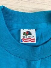 Vintage 90s Fruit of the Loom BEST BLANK T-Shirt  Size Small 100% Cotton USA