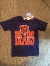 CHICAGO BEARS T-Shirt Adult Medium Ditka Payton New W/ Tags Vintage Retro