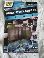 Ricky Stenhouse, Jr. NASCAR Authentics 1:64