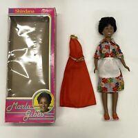 Shindana Marla Gibbs Doll 1978 The Jefferson's Housekeeper Florence Box & Dress