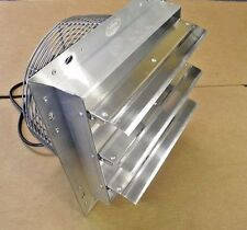 "Shutter Fan 12"" 3 Speed 1,115 CFM - Crawlspace Foundation Air Moisture Exhaust"