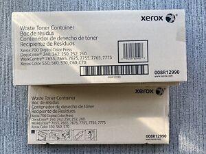 5X Xerox 008R12990 Waste Toner Container C60 C70 550 560 570 240 242 250
