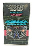Neuromancer William Gibson Rare 1st Edition 1st Printing Ace Special 1984