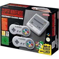 Super Nintendo Classic Mini SNES Videospielkonsole Spielekonsole 16BIT HDMI WOW