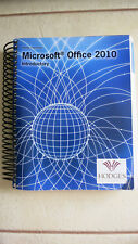 1285128125 Microsoft Office 2010 Instroductory Shelly Vermaat HODGES UNVERSITY