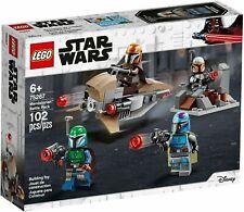 LEGO 75267 Star Wars Mandalorian Battle Pack Brand New Sealed