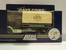 LLEDO DG28 002A MACK CANVAS BACK TRUCK - WORLD COLLECTORS CLUB SPRING 1988 RARE