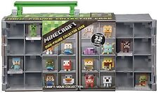 Minecraft mini-figure collector case toy game kids play cadeau vidéo consoles gam