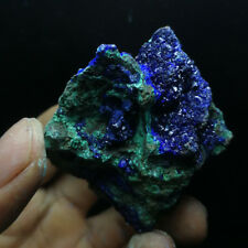 81g  NATURAL Stones and Minerals Rock azurite