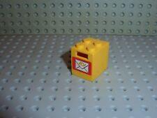 Boite aux lettres LEGO mail box ref 4345bpx1 & 4346px1 / Set 5890 &  2150 train