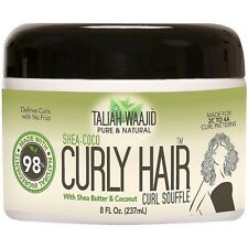 Taliah Waajid Pure - Natural Shea-Coco Curly Hair Curl Souffle 8 oz