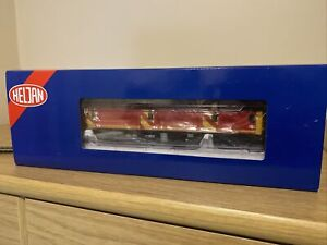 Heljan 8921 Class 128 55992 Royal Mail Letters Red