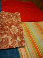 lot tissus assortis pour créations=loisirs créatifs couture