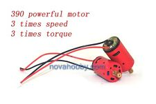 2 PCs Upgrade 390 Powerful motors for 1/16 Henglong Tank