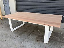 Australian Made Solid Tassie Oak Hardwood Timber Fairmont Dining Table