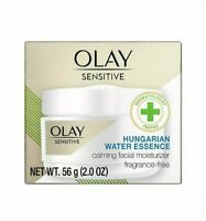 Olay Sensitive Hungarian Water Essence Calming Facial Moisturizer Fragrance Free