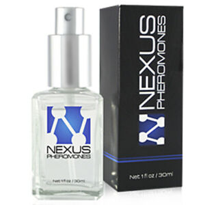 NEXUS PHEROMONES Cologne for Men Androsterone Easily Attract Women Instantly
