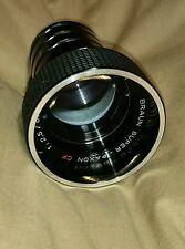 Braun super-paxon 1:2.5 / 85mm CF trasparente di proiezione