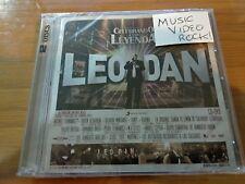 Leo Dan CD + DVD Celebrando a una Leyenda Cafe Tacuba Autenticos Decadentes