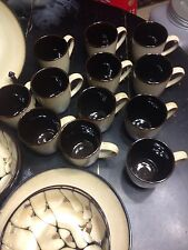 Gourmet Basics by Mikasa Anissa 12 Mugs Cups Only