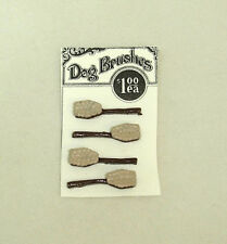 Dollhouse Miniature General Store Dog Brush Display for 1:12 Scale Shop Scene
