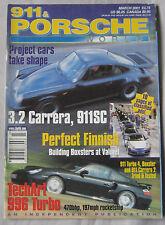 911 & Porsche World 03/2001 featuring Carrera, TechArt
