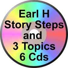 EARL HIGHTOWER POPULAR ALCOHOLICS ANONYMOUS SPEAKER 6 CDs VARIOUS TOPICS ALANON