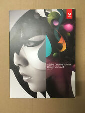Adobe Creative Suite cs6 design standard IE English inglese Mac BOX IVA pieno