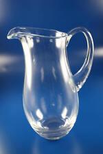 2 L Glaskrug carafe en verre pot à lait mostkrug pichet cruche jarra pichet théière verre