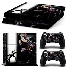 Joker dc Skin Sticker Cover For PS4 Playstation 4 Console Controller Decal