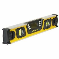Stanley FatMax DIGITAL SPIRIT LEVEL w/ LCD Screen & Memory Recall 40cm 0-42-063