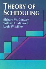Dover Books on Computer Science: Theory of Scheduling by Richard W. Conway,...