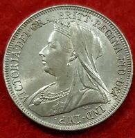 1893-1901 VICTORIA OLD HEAD SILVER SHILLINGS ALL CLEAR DATES CHOOSE ACTUAL COIN