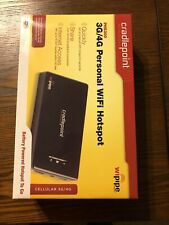 New listing 3G/4G Personal WiFi Hotspot