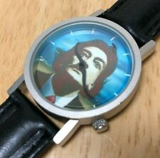 Salvador Dali The Surreal Art Tempus Fugit Analog Watch Philosophers~New Battery