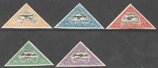 ESTONIA 1924 Mi 48-52B MLH OG