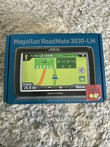 Magellan RoadMate 3030-LM Automotive Mountable