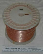 "Large Bulk Spool Of 40 lb Test ""Shooter"" Line Mono? Flourocarbon?"