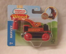 KKar Fisher Price - 2018/19 Thomas & Friends Wooden series - Red - Harvey