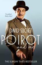 Poirot and Me,Suchet, David,Excellent Book mon0000060953