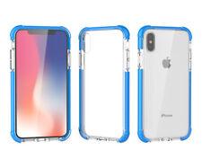 Soft TPU Shockproof Slim Clear Bumper Case iPhone 11 Pro XS Max XR X 6 7 8 Plus