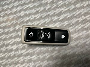 2003 Mitsubishi Galant Eclipse OEM power sunroof switch tan