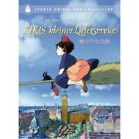 KIKI'S KLEINER LIEFERSERVICE 2 DVD TRICKFILM NEU