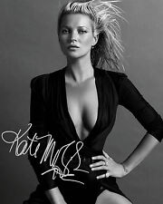 KATE MOSS #1 - 10X8 PRE PRINTED LAB QUALITY PHOTO PRINT - REPRINT