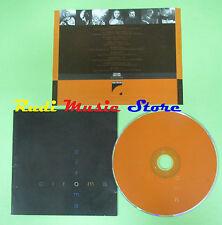 CD CIROMA Omonimo 2000 CIELOZERO TDS 002008X (Xi1) no lp mc dvd