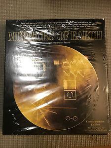 Murmurs of Earth - The Voyager Interstellar Record - Box Set - 1992 - RARE! NEW!