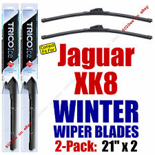 WINTER Wipers 2-Pack Premium Grade fit 1997-2006 Jaguar XK8 - 35210x2