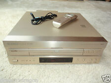 Pioneer DVL-909 LaserDisc LD / DVD-Player, Region Codefree, mit FB, 2J. Garantie