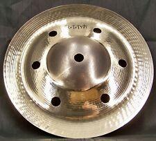 """Sabian Prototype AA 8"""" O-Zone China Cymbal/Brand New-Warranty/173 Grams/RARE"""