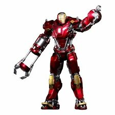 POWER POSE Iron Man 3 IRON MAN MARK 35 XXXV RED SNAPPER 1/6 FIgure Hot Toys NEW